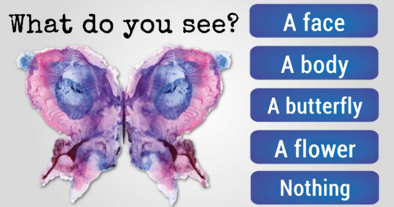 This Instant Inkblot Test Will Analyze You On The Spot