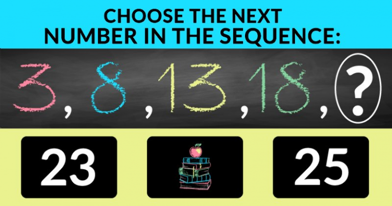 1/27 People Can Solve These Extremely Hard Number Sequences.