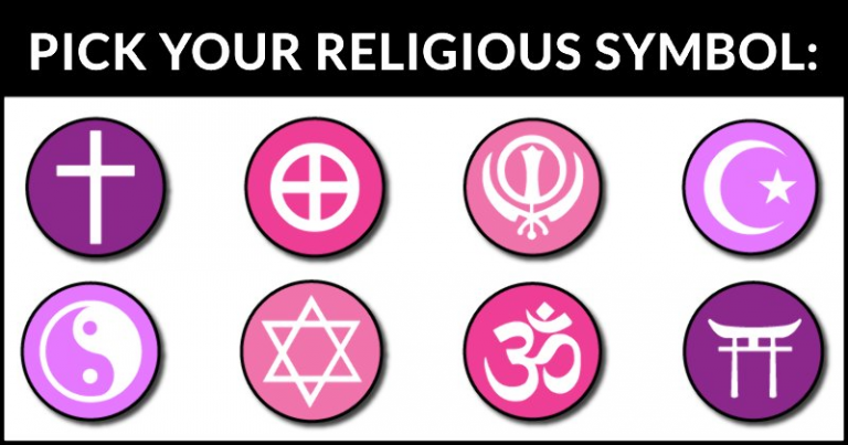This Simple Test Will Determine Your Inner Religion