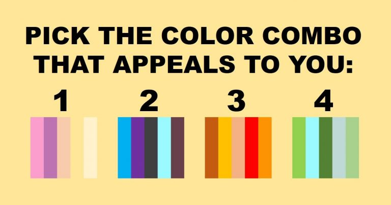 What Is Your Dominant Outlook On Life According To This Special Color Quiz?