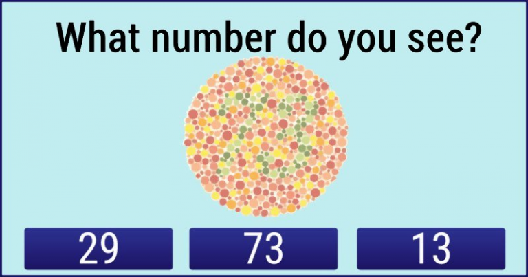 This Eye Test Will Show You What Type Of Person You Really Are