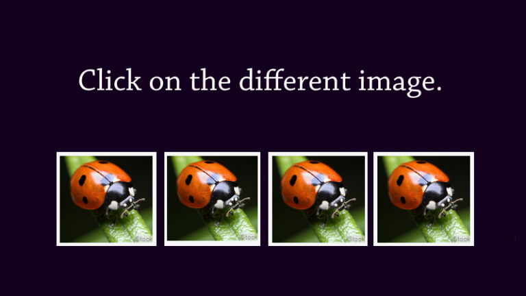 Can You Actually Spot The Differences In These Pictures?