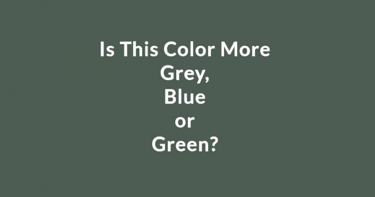 What Does The Way You See Color Say About You?
