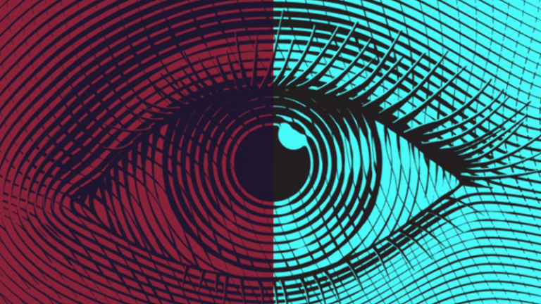 Only People With Perfect Color Vision Can Read These Words
