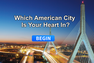Which American City Is Your Heart In?