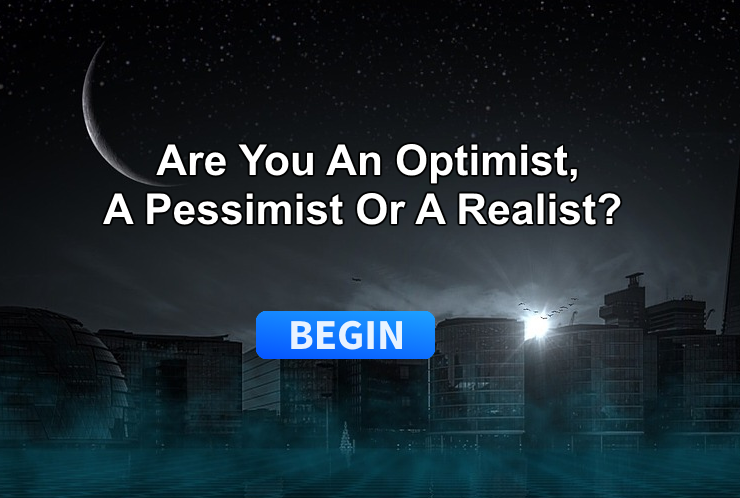 are you an optimist or a
