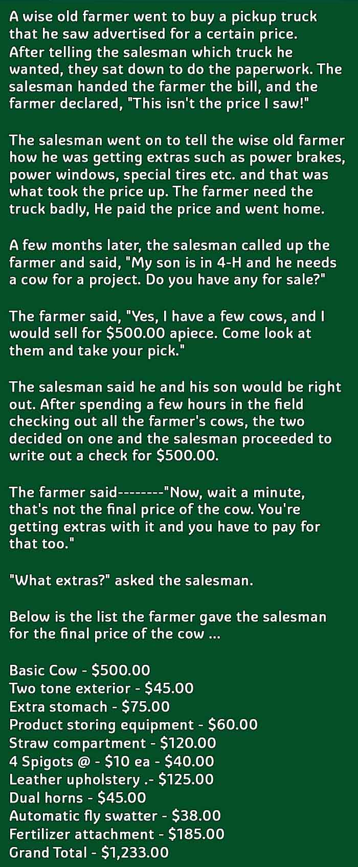 farmersales